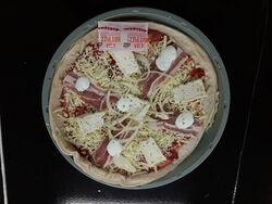 PIZZA NORMANDE PATE FRAICHE