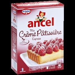 Préparation pour crème pâtissière, ANCEL, 2 sachets, 240g