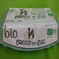 OEUFS BIO BREIZH'ON EGG X10