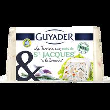Guyader Terrine Aux Noix De Saint Jacques À La Bretonne , 350g