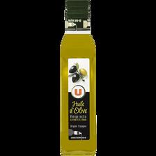 Huile d'olive extra vierge U, 250ml