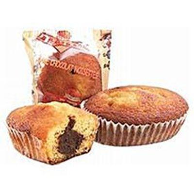 Minis cakes fourrés chocolat noisette BOITE A CAKES, 30 pièces, 1.05kg