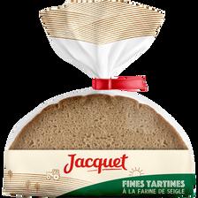 Bon ap'pain au seigle JACQUET, 500g