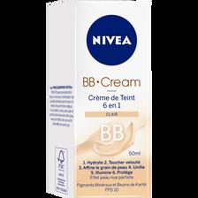 BB Crème light clair NIVEA VISAGE, 50ml
