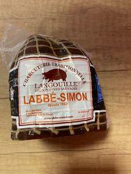 Langouille au poivre Noir du Brésil, Labbé Simon, 250g