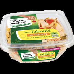 Taboulé au poulet PIERRE MARTINET, 300g