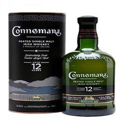 Single Malt Irish Whiskey CONNEMARA 12 Years 70cl 40%vol