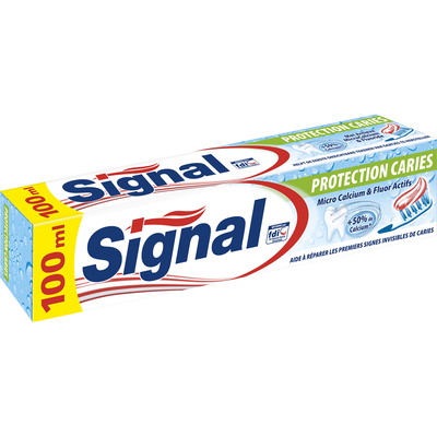 Dentifrice protection caries SIGNAL, 100ml
