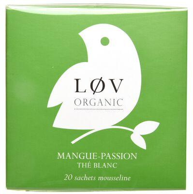 Mangue Passion KUSMI TEA