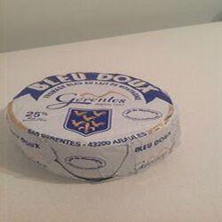 bleu doux 400g 25%mg