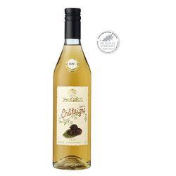 Crème de Châtaigne Pagès - 70 cl - 18% d'alcool