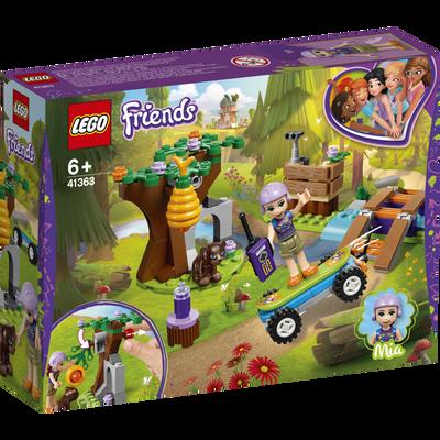 L'aventure dans la foret de Mia LEGO Friends