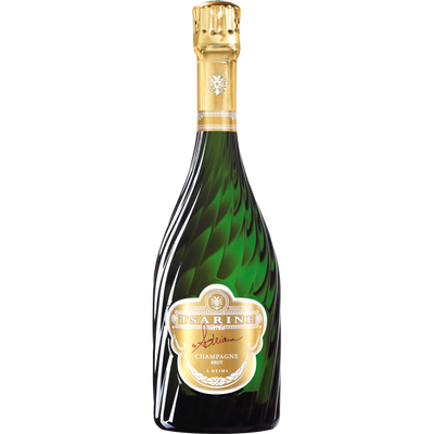 Champagne brut by Adriana TSARINE, bouteille de 75cl