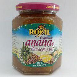 CONFITURE ANANAS ROYAL 330G