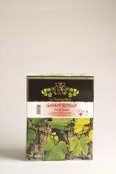 GAMAY ROUGE LA GARNAUDIERE 3L