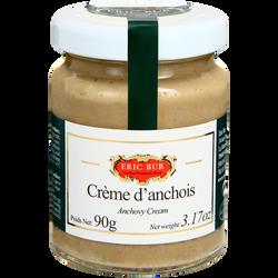 Crème d'anchoiade ERIC BUR, 90g
