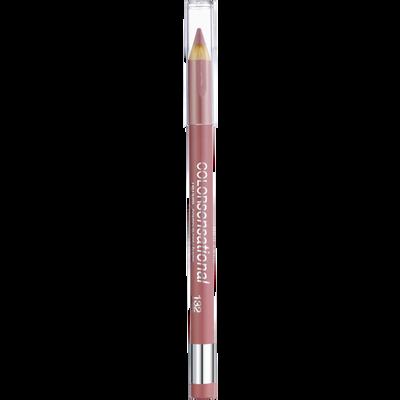 Rouge à lèvres color sensational crayon lèvres 132 sweet pink GEMEY MAYBELINE, nu