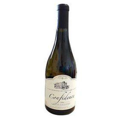 Vin Blanc CONFIDENCE, CHÂTEAU DE VILLECLARE, igp Côtes Catalanes, bouteille de 75Cl