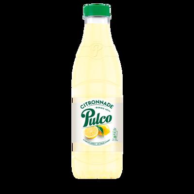 PULCO citronnade, bouteille en plastique de 1 litre