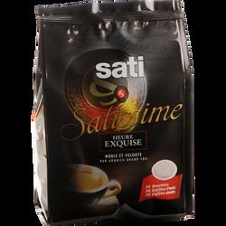 Café en dosettes Satissime Heure Exquise CAFE SATI, 36 dosettes soit 250g