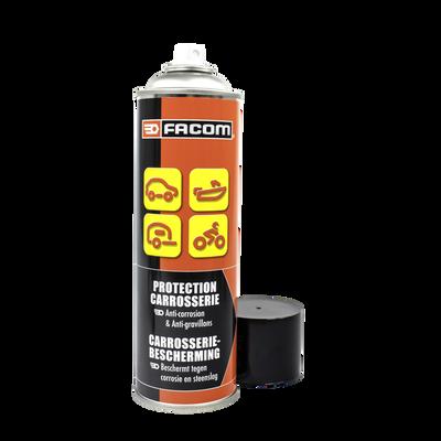 Anti-corrosion et anti-gravillons pour carrosserie