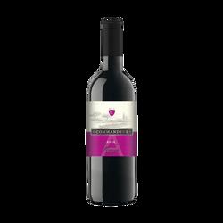 """Vin rouge de pays de l'Aude """"Commandeur"""", 75cl"""