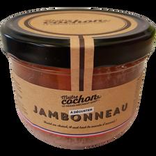 Jambonneau MAITRE COCHON, verrine de 400g