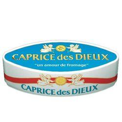 Fromage pasteurisé 30%MG CAPRICE DES DIEUX 200g