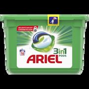Ariel Lessive Original Pods Ariel, Boîte De 16 Doses Soit 432g