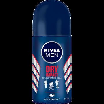 Nivea Déodorant Dry Impact Men Nivea, 50ml
