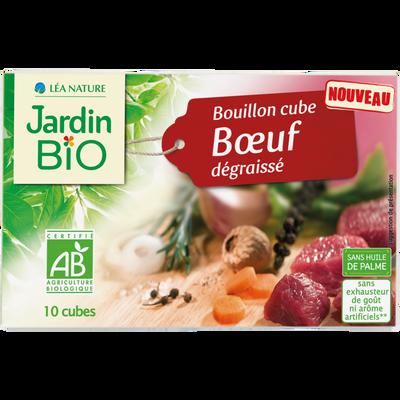 Bouillon cube Boeuf dégrais JARDIN BIO