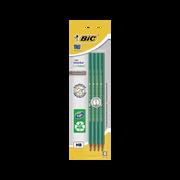 Bic Crayons Graphite Evolution 650 Bic, Hb, Corps En Résine, 4 Unités