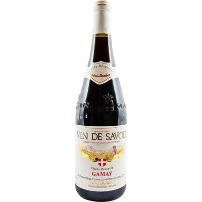 Vin de Savoie rouge Gamay AOC CUVEE RESERVEE, 75cl