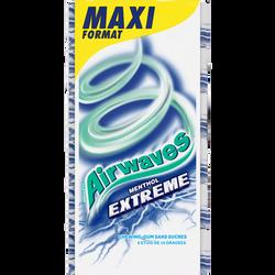 Airwaves Multipack 6x10 dragées MAXI FORMAT - Menthol Extrême