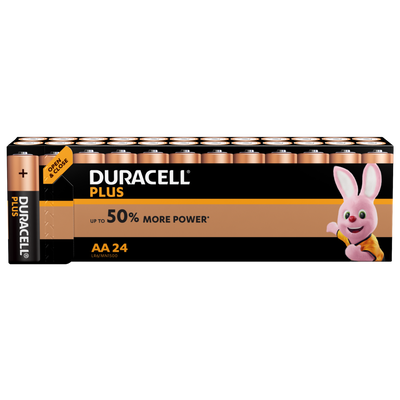 PILE DURACELL PLUS POWER LR06 X24