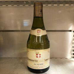 *Rousette Altesse Savoie Blanc 75cl