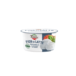 Mozzarella pasteurisé Fior di Latte 19%mg GIOVANNI FERRARI 125g
