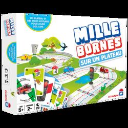 Dujardin - Mille bornes le grand classique plateau - Dès 5 ans