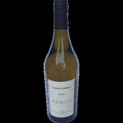 Arbois chardonnay blanc domaine Fumey&Châtelain, 75cl