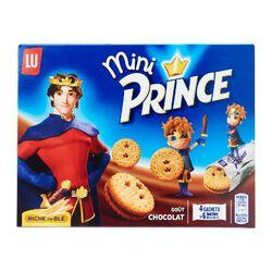 Biscuit p'tit prince chocolat,LU  168G
