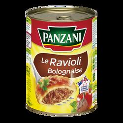 Ravioli Bolognaise PANZANI boîte 1/2 400g