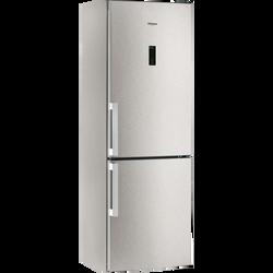 Réfrigérateur combiné WHIRLPOOL WTNF82OXH A++