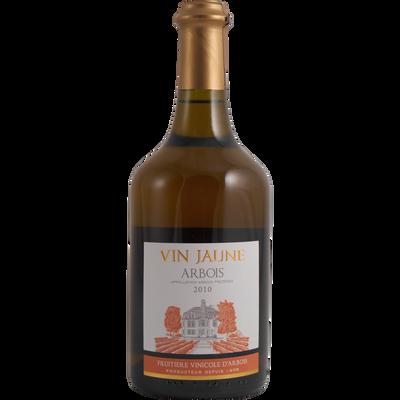 Arbois vin jaune fruitière vinicole d'Arbois, 62cl