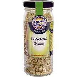 Graines de fenouil SAINTE LUCIE, 40g
