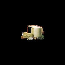 Pecorino Romano DOP au lait de brebis thermisé température inférieureà la pasteurisation, 33% Mat.Gr