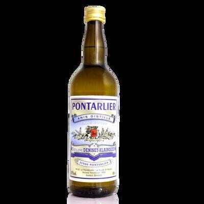PONTARLIER Sans Sucre - DENISET-KLAINGUER - 1Litre