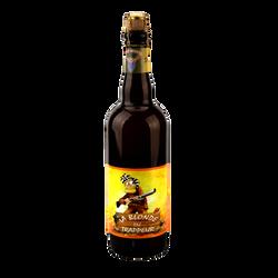 Bière LA BLONDE DU TRAPPEUR 5,4°, bouteille de 750 ml