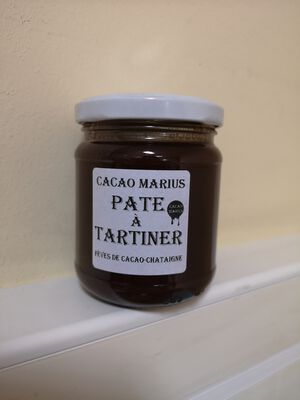 PATE A TARTINER FEVES DE CACAO CHATAIGNE 200GR