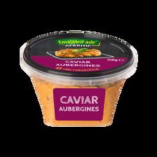 Caviar d'aubergine, barquette, 150g