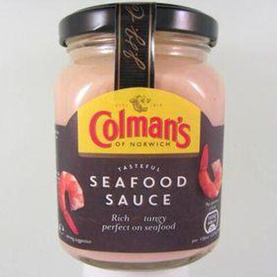 Sauce fruit de mer COLMAN'S,250ml